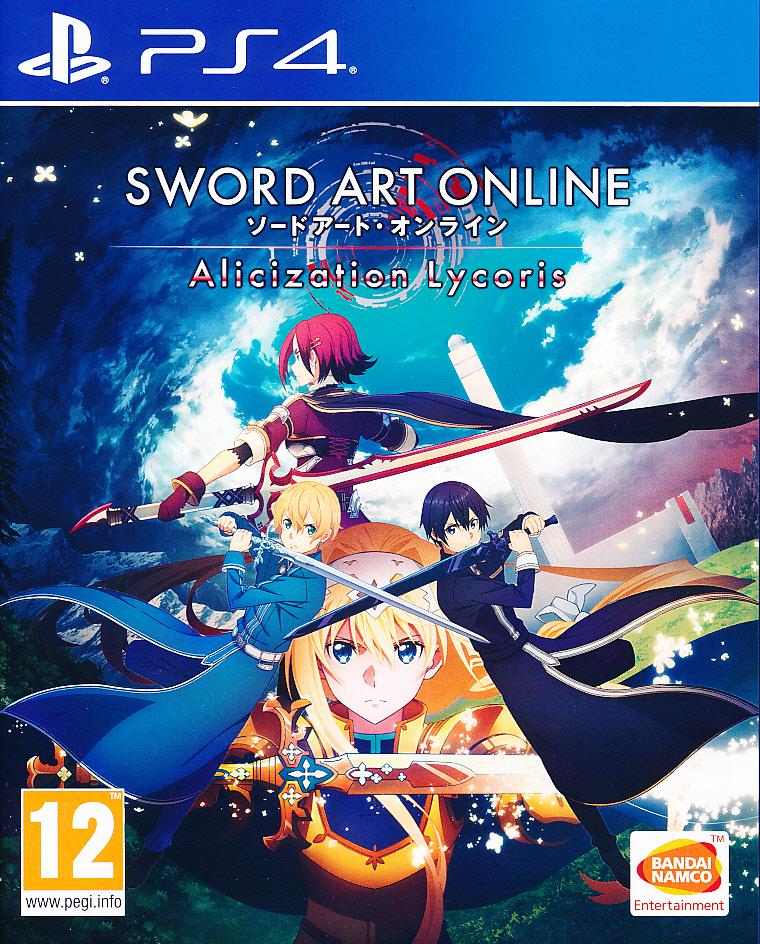 Sword Art Online Alicization Ly PS4