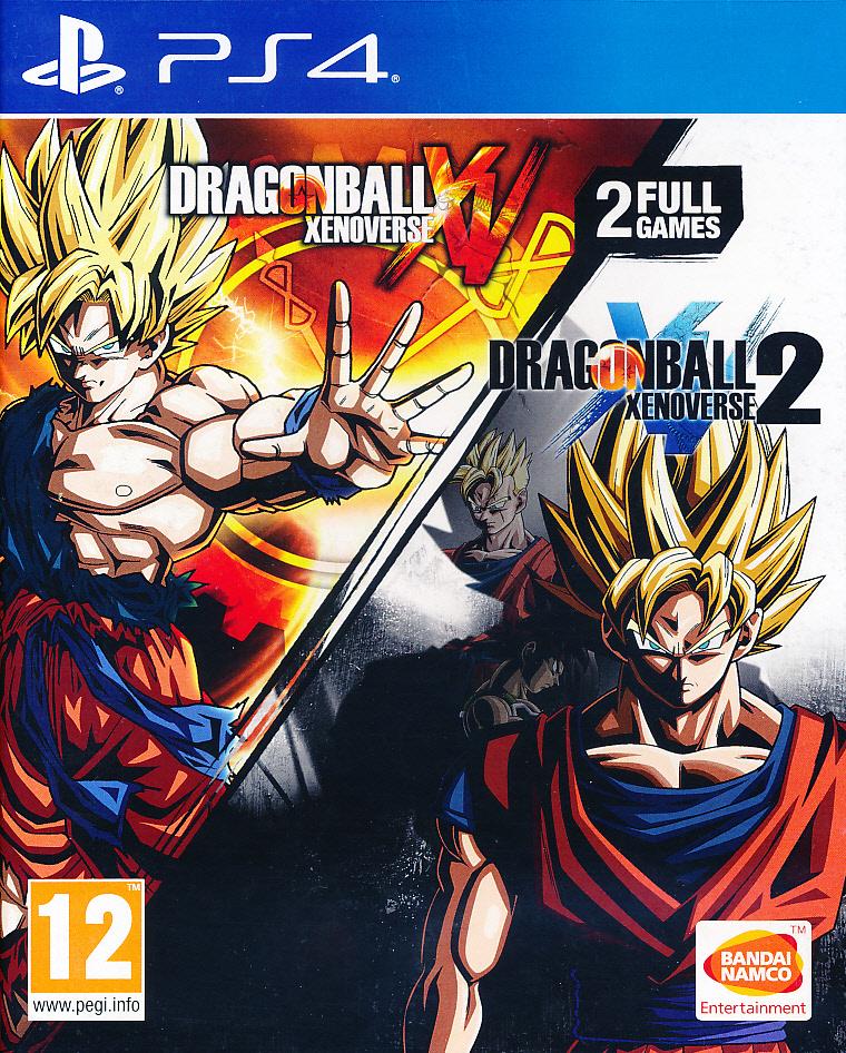 Dragonball Xenoverse 1 & 2 PS4