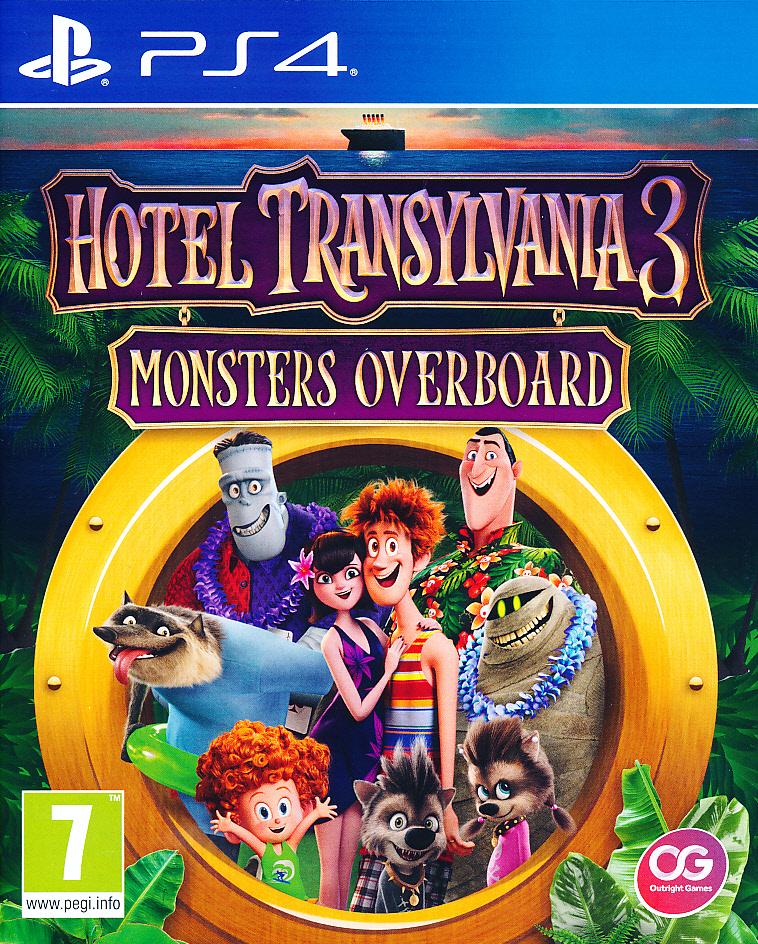 Hotel Transylvania 3 Monster Ov PS4