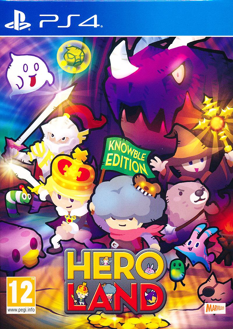 Heroland PS4