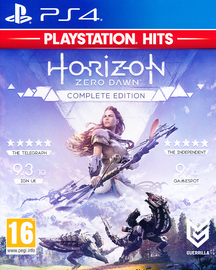 Horizon Zero Dawn Complete PS4