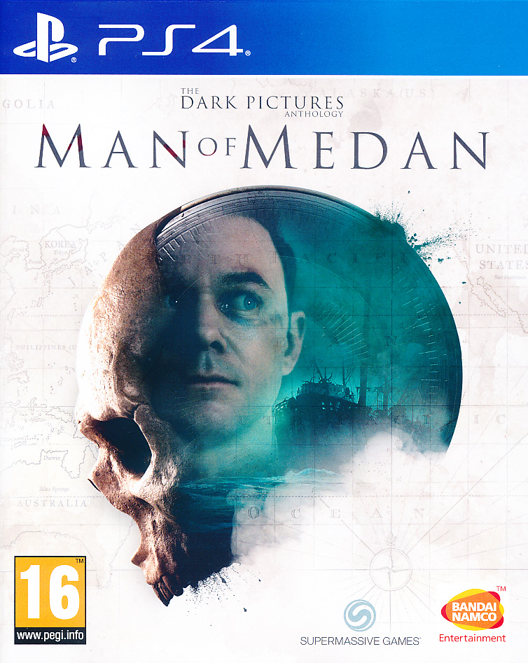 The Dark Pictures Anthology MoM PS4