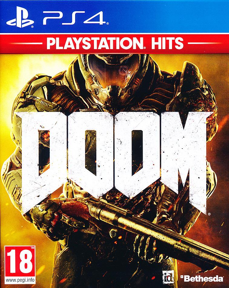 Doom 2016 PS4