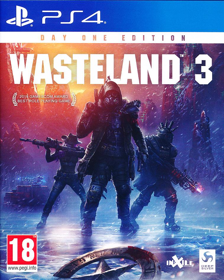 Wasteland 3 Day One Ed. PS4