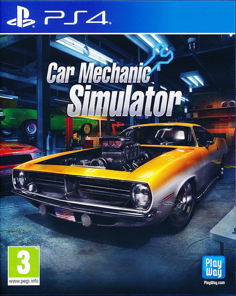 Car Mechanic Simulator PS4