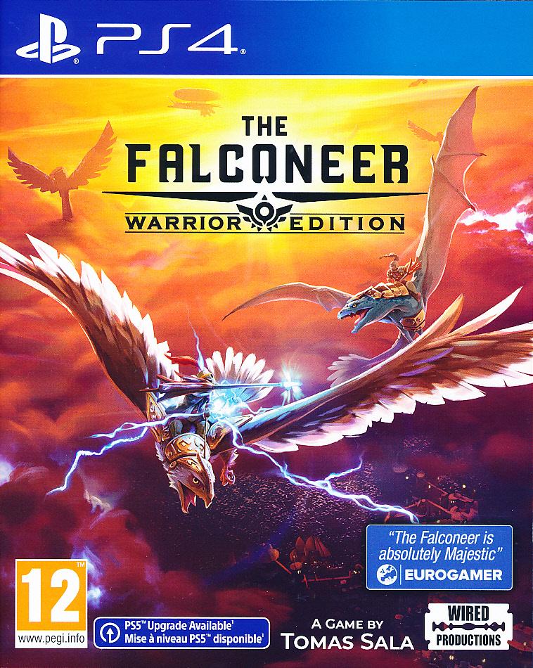 Falconeer Warrior Edition PS4