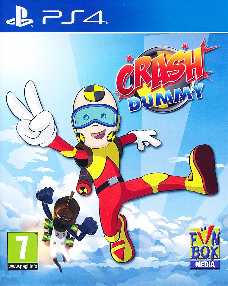 Crash Dummy PS4