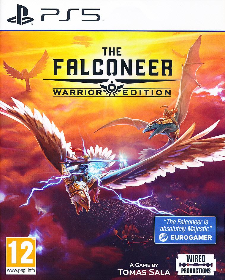 Falconeer Warrior Edition PS5