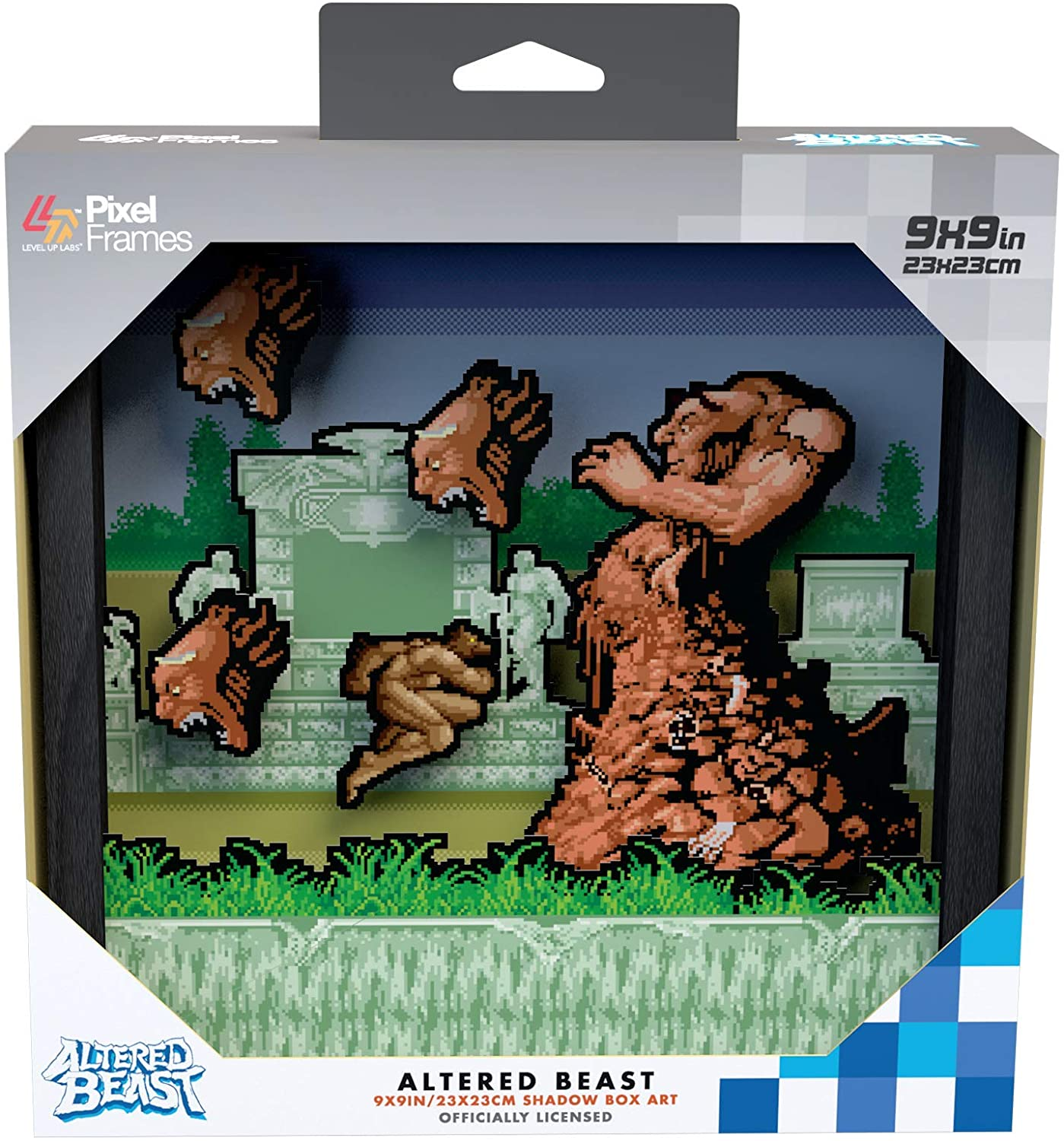 "Packshot for ""Pixel Frames Altered Beast L"""