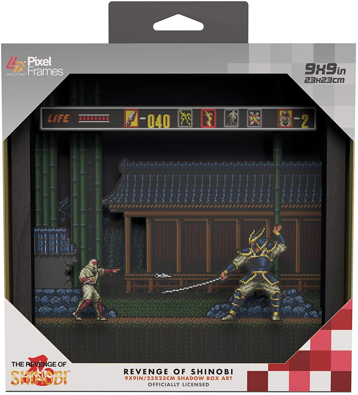 Pixel Frames Shinobi