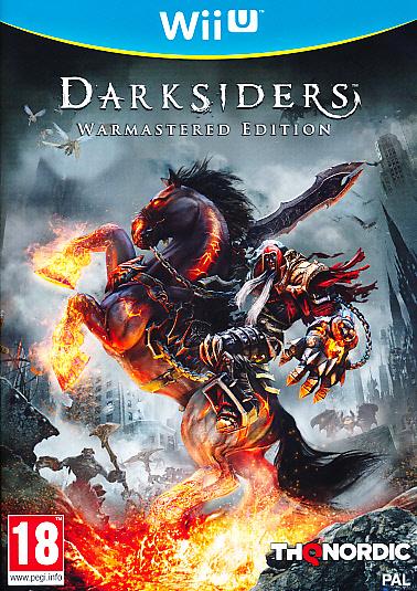 Darksiders Warmastered Ed. WIIU