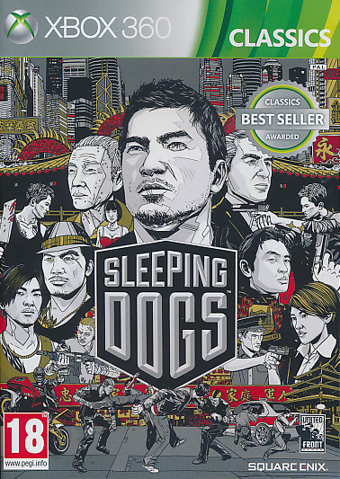 Sleeping Dogs CLASS X360