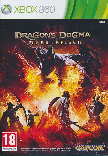 Dragons Dogma Dark Arisen X360
