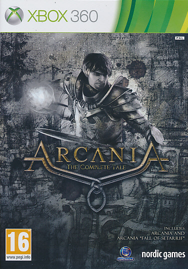 Arcania Complete Tale X360