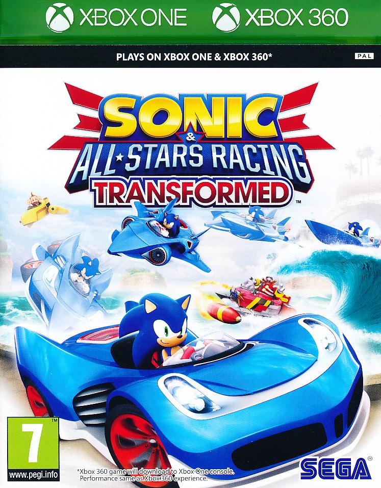 Sonic & Sega ASR Transform XBO/X360