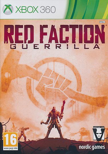 Red Faction Guerilla X360