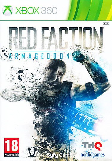 Red Faction Armageddon X360