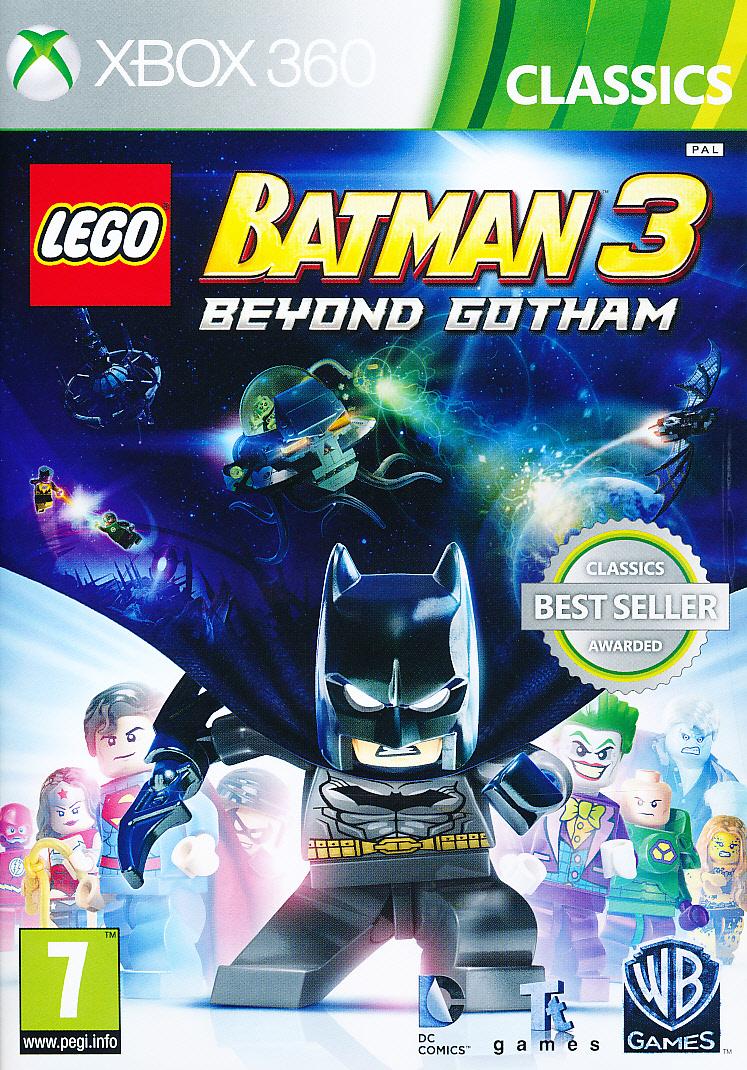 Lego Batman 3 Beyond Gotham X360