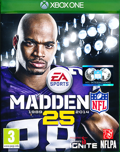 Madden NFL 25 XBO
