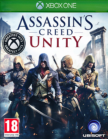 Assassins Creed Unity NORD XBO