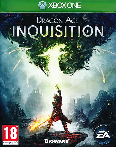 Dragon Age Inquisition XBO