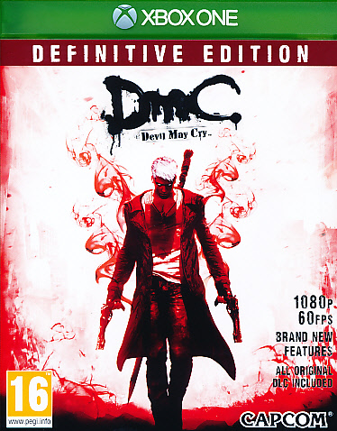 DmC Devil May Cry Definitive Ed XBO