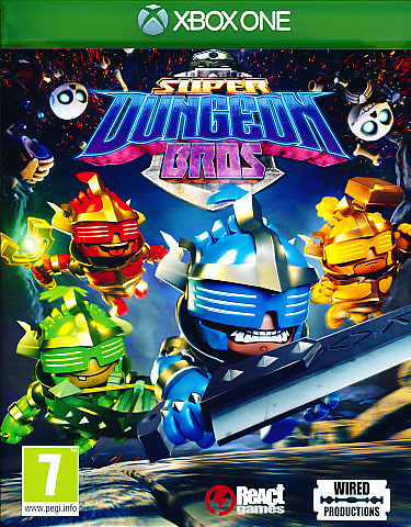 Super Dungeon Bros XBO