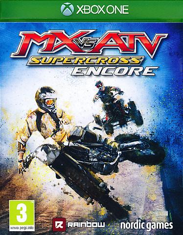 MX vs ATV Supercross..