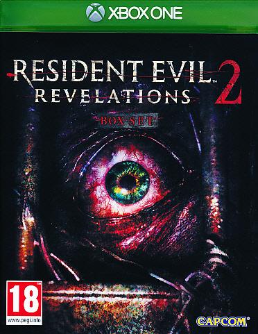 Resident Evil Revelations 2 XBO