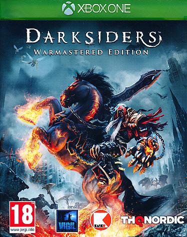 Darksiders Warmastered Ed. XBO