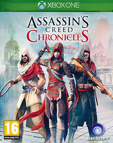 Assassins Creed Chronicles NORD XBO