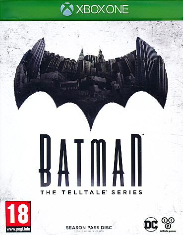 Batman Telltale Series XBO