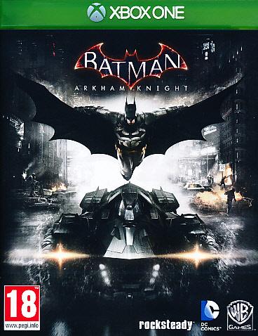 Batman Arkham Knight XBO