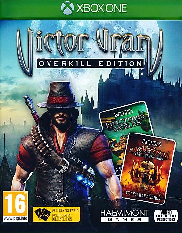 Victor Vran Overkill Edition XBO
