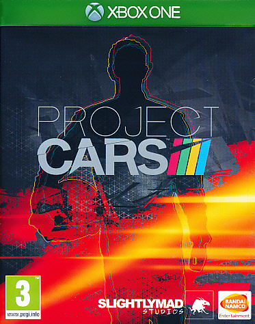 Project Cars XBO