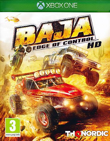 Baja Edge of Control XBO