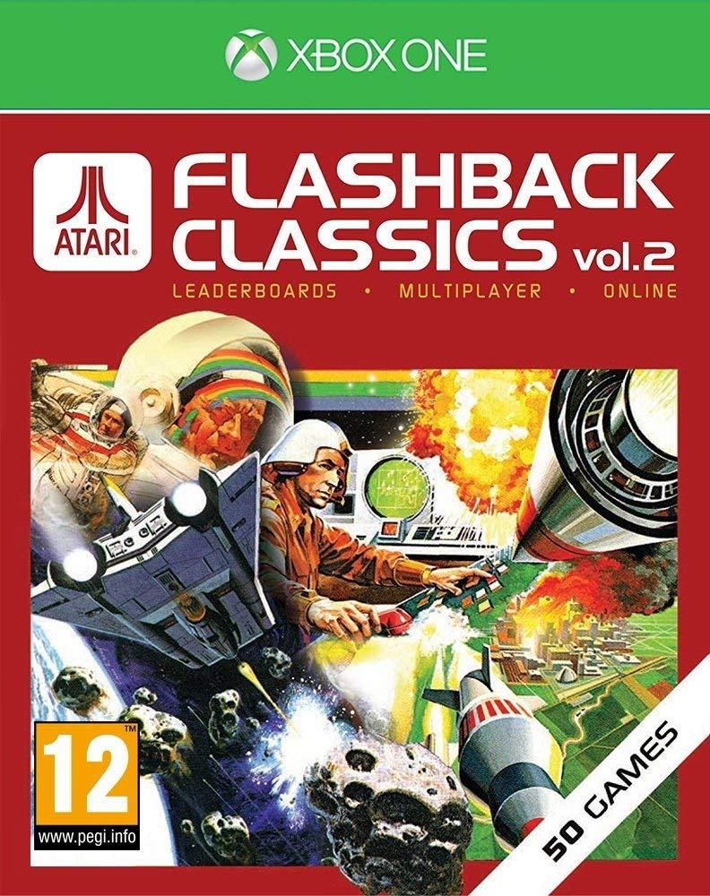 Atari Flashback Classic Vol 2 XBO