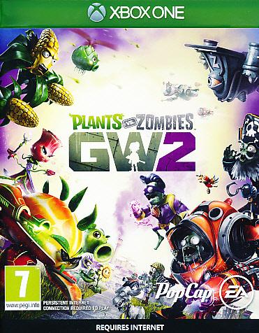 Plants vs Zombies GW 2 XBO