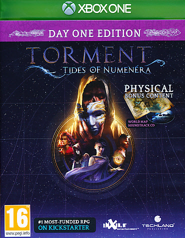 Torment Tides of Numenera Day 1 XBO