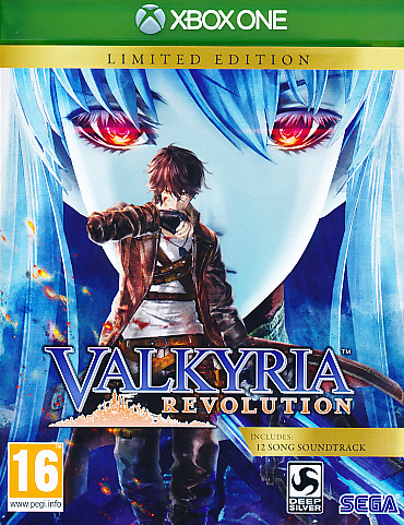 Valkyria Revolution Ltd. Ed XBO