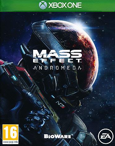 Mass Effect Andromeda NORD XBO