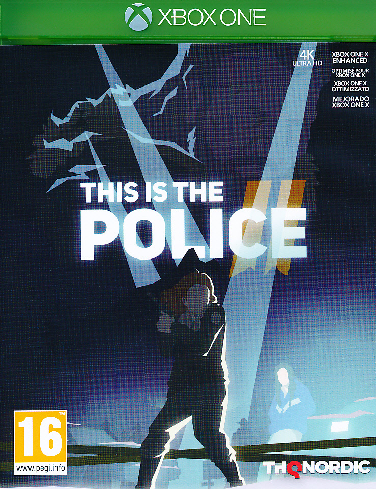 "Packshot for ""This is the Police 2 XBO"""