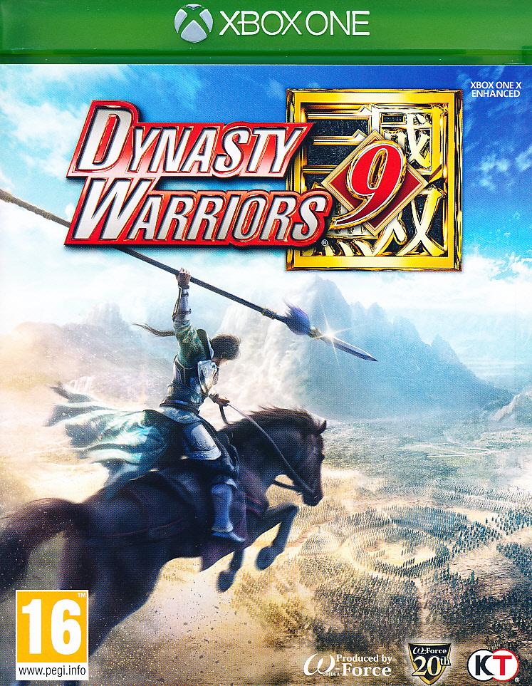 Dynasty Warriors 9 XBO