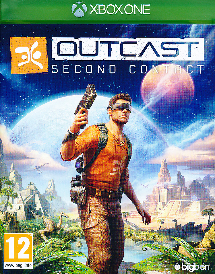 Outcast Second Contact XBO