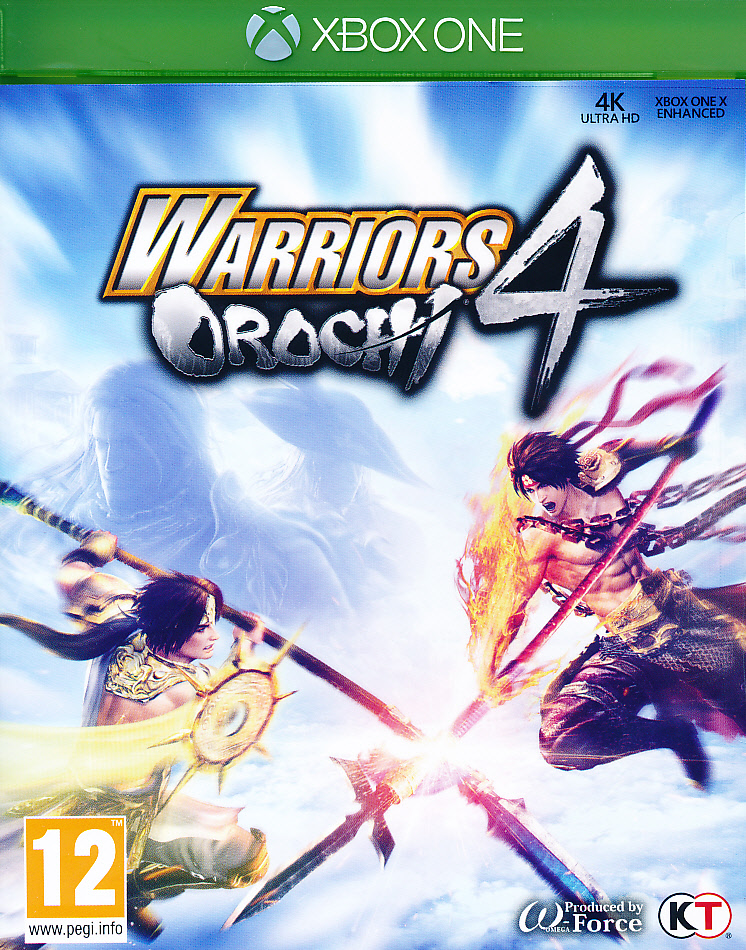 Warriors Orochi 4 XBO