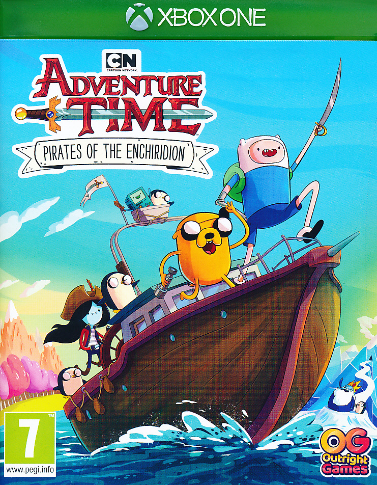 Adventure Time Pirates of Ench. XBO