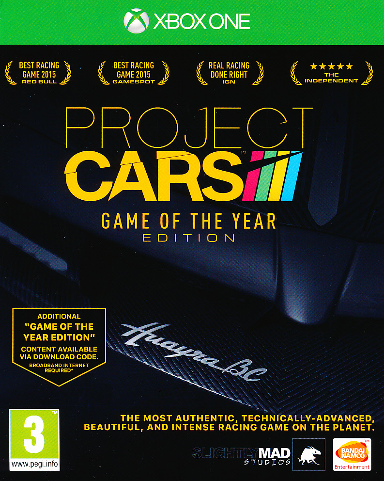Project Cars GOTY XBO