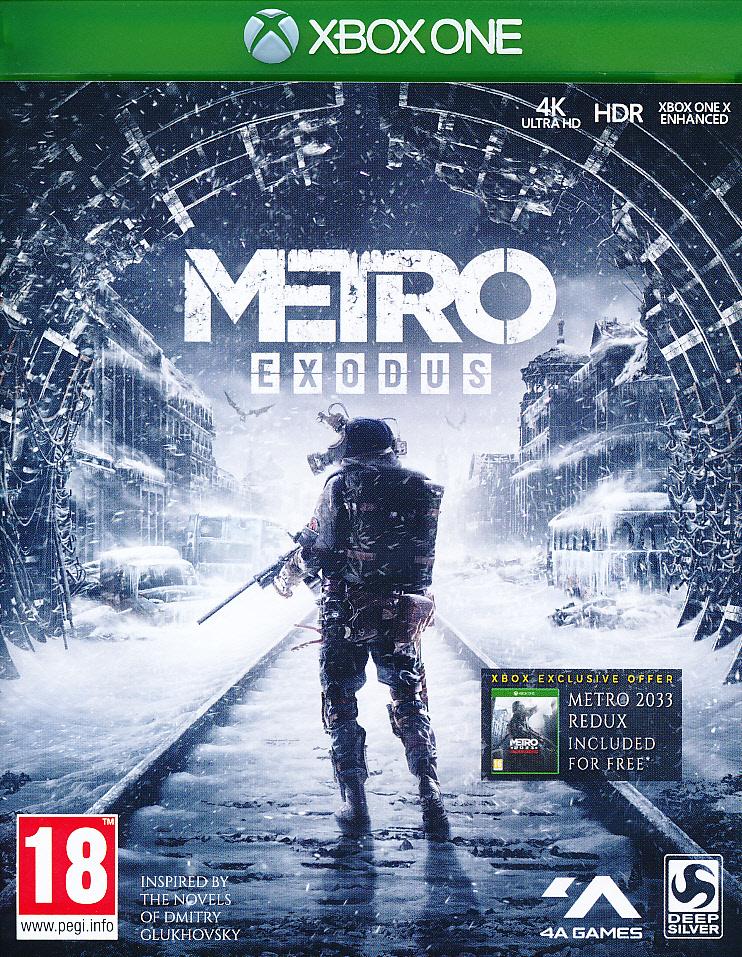 Metro Exodus XBO