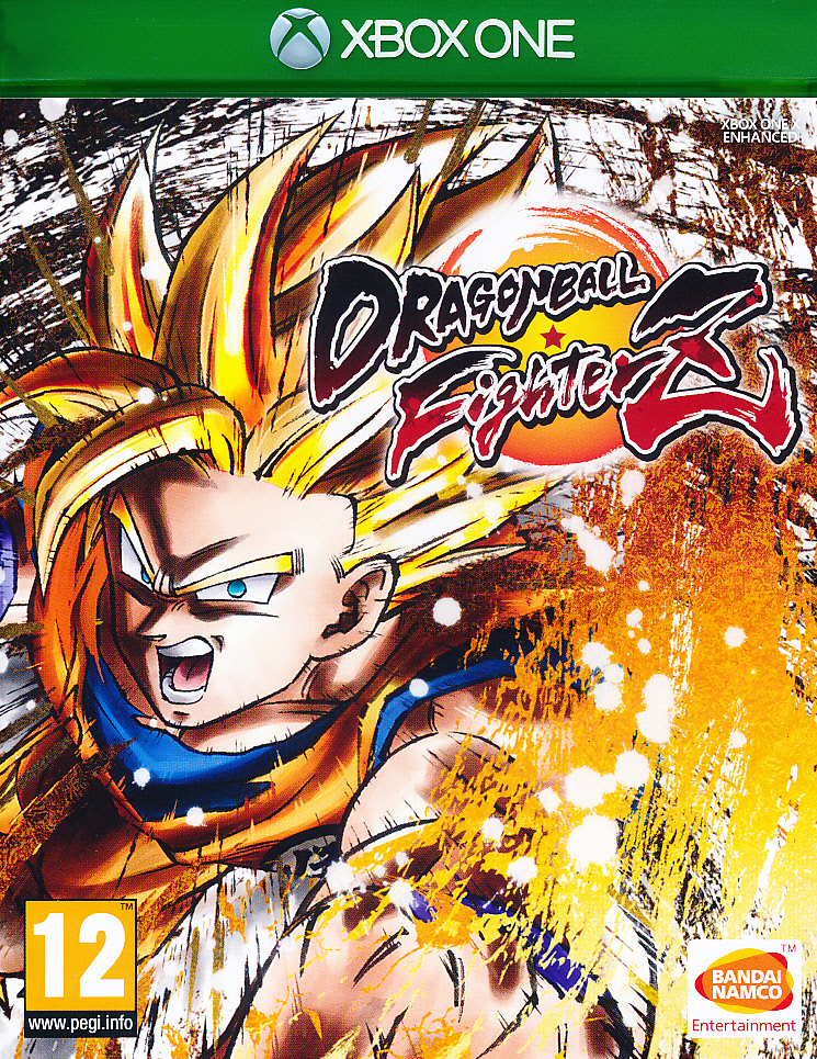 "Packshot for ""Dragonball Fighters Z XBO"""