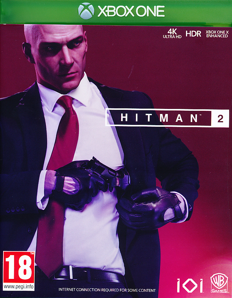 Hitman 2 XBO